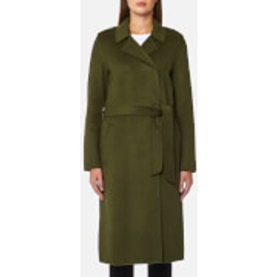 Selected Femme Women s Tammi Wool Coat   Winter Moss   EU 36 UK 8   Green - 5713610498048