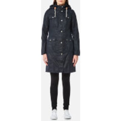 Barbour Women s Winterton Wax Jacket   Royal Navy   UK 8   Navy - 190375475067