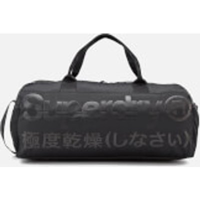 Superdry  TRACKMASTER BARREL  women s Sports bag in black - 5054576693659