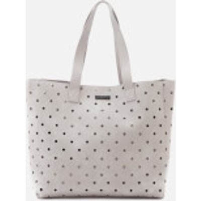 Superdry Women s Spot Elaina Tote Bag   Grey - 5054576850861