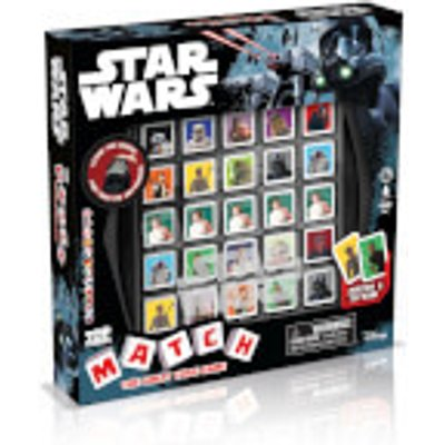 Top Trumps Match Board Game - Star Wars Edition