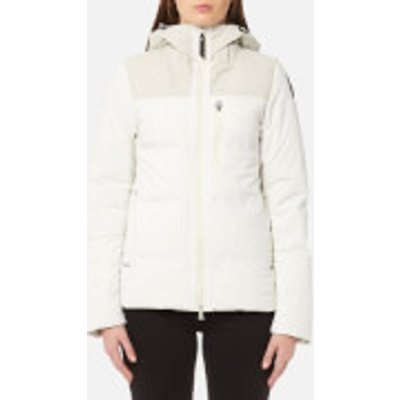Parajumpers Women s Kanya Kegen Down Coat   Chalk   M   White - 8033441470189