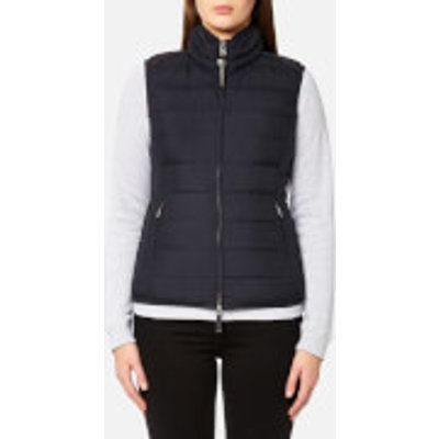 Parajumpers Women s Dodie Super Lightweight Gilet   Blue Black   XS   Blue - 8033441470080