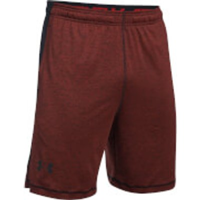 Under Armour Men s Raid Printed 8 Inch Shorts   Red   L   Red - 190510202626
