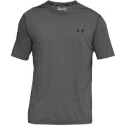 Under Armour Men s Threadborne Fitted T Shirt   Dark Grey   L   Grey - 190086931098
