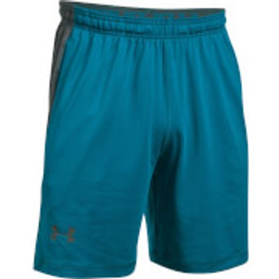 Under Armour Men s Raid International Training Shorts   Blue   L   Blue - 190510215053