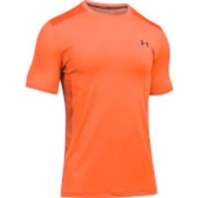 Under Armour Men s Raid T Shirt   Orange   L   Orange - 190510208406