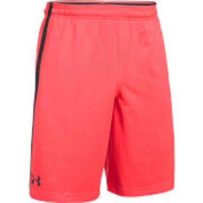 Under Armour Men s Tech Mesh Shorts   Orange   L   Orange - 190510320085
