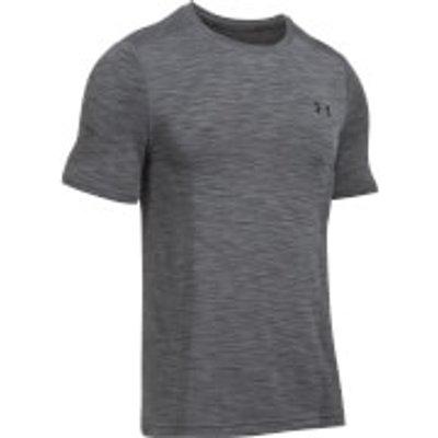 Under Armour Men s Threadborne Seamless T Shirt   Grey   L   Grey - 190086936895