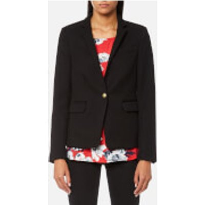 Joules Women s Sierra Pique Blazer   Black   UK 16   Black - 5054411990950