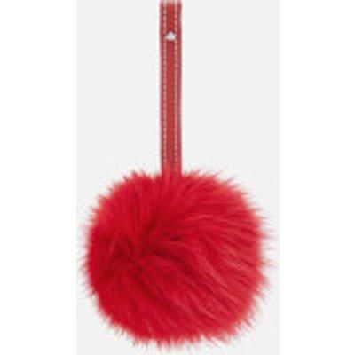 Grafea Women s Pom Pom Charm   Red - 5060258104931