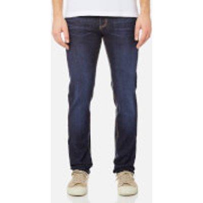 Versace Jeans Men s Pocket Logo Denim Jeans   Indigo   W36   Blue - 8057006339575