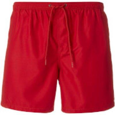Brave Soul Men's Sparks Swim Shorts - Red - S