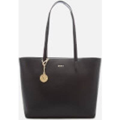 DKNY Sutton Leather Large Tote Bag - 802892851292