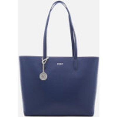 DKNY Sutton Leather Large Tote Bag - 802892842023