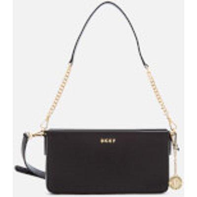 DKNY Women s Bryant Small Demi Cross Body Bag   Black - 802892845871