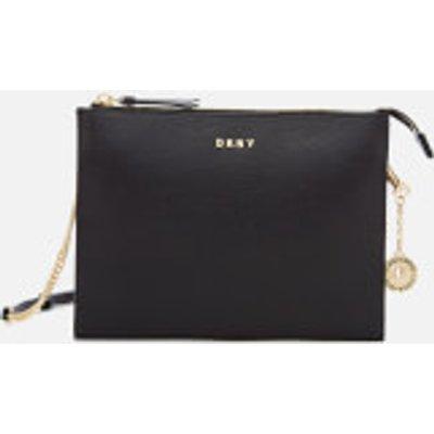 DKNY Sutton Leather Cross Body Bag - 802892839412