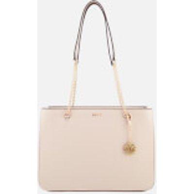 DKNY Women s Bryant Large Shopper Tote Bag   Carnation - 802892846274