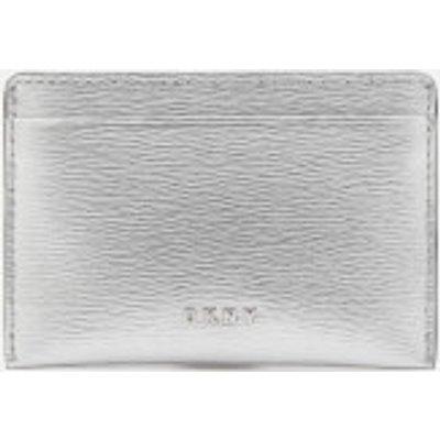 DKNY Women s Bryant Card Holder   Dark Silver - 802892840135