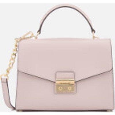 MICHAEL MICHAEL KORS Women s Sloan Medium Satchel   Soft Pink - 191935075857
