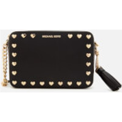 MICHAEL MICHAEL KORS Women s Ginny Medium Camera Bag   Black - 191935093691