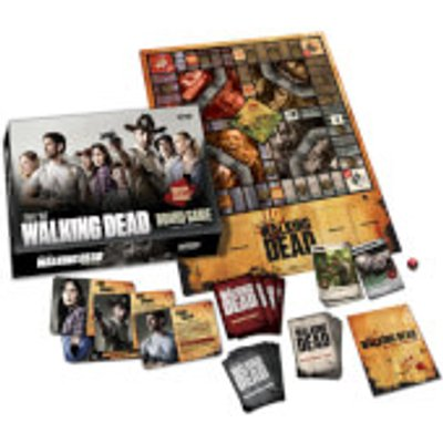The Walking Dead Board Game (TV Version)