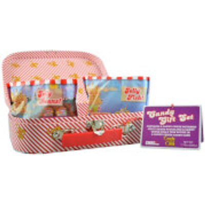 Candy Crush Mini Suitcase with Candy Gift Set - 5060238310789