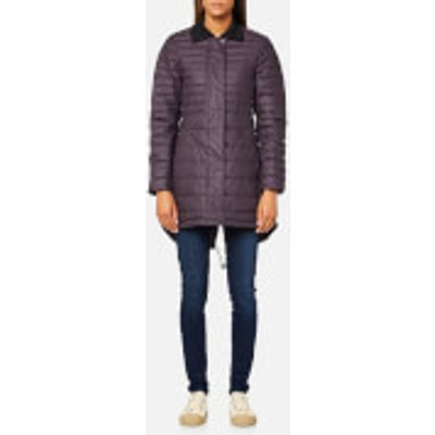 Hunter Women s Original Refined Short Down Coat   Purple Urchin   XS   Purple - 5054916056663