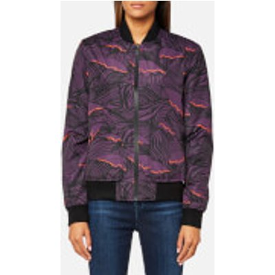 Hunter Women s Original Insulated Bomber Jacket   Pale Sand Pink   UK 14   Multi - 5054916057684