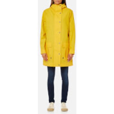 Hunter Women s Original Rubberised Fishing Coat   Sowester   XS   Yellow - 5054916059022
