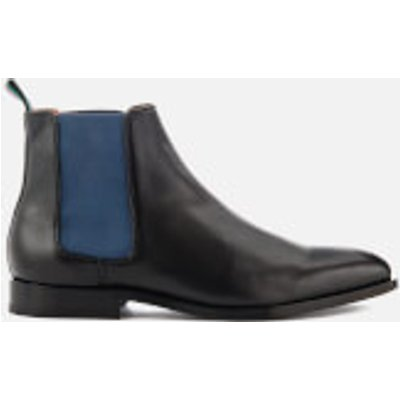 5057382979931 | PS by Paul Smith Men s Gerald Leather Chelsea Boots   Black   UK 10   Black Store