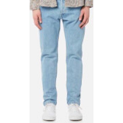 A.P.C. Men's Petit New Standard Jeans - Selvedge Indigo Delave - W32 - Blue