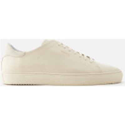 Axel Arigato Men's Clean 90 Leather Cupsole Trainers - Crème - UK 9 - Beige