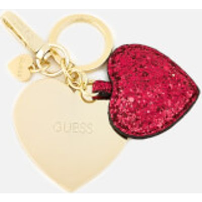 Guess Women s Not Coordinated Keychain   Red - 7613366425368