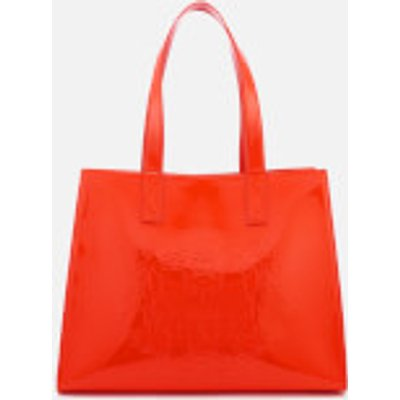 KENZO Women's Icon Horizontal Tote Bag - Medium Red