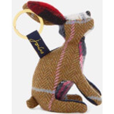Joules Women s Tweedle Keyring   Hare - 5054411192132