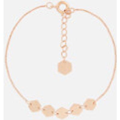 Cluse Women s Essentielle Hexagons Chain Bracelet   Rose Gold - 8718924597927