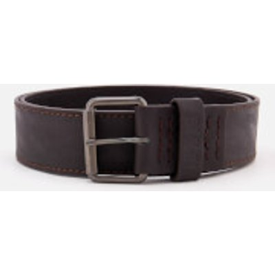 Tokyo Laundry Men's Artesia Belt - Black Coffee - L-XL - Brown