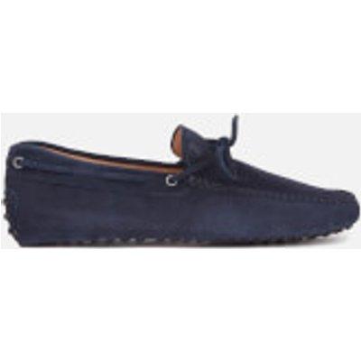 Tod's Men's Driver Shoes - Navy - UK 9 - Navy