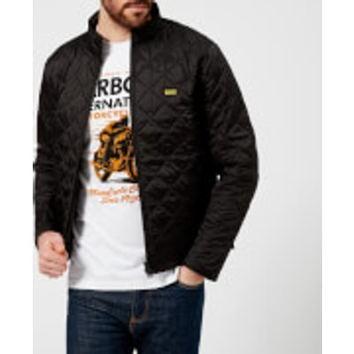 Barbour International Men s Gear Quilt Jacket   Black   XXL   Black - 190375428360