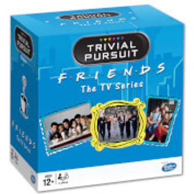 Trivial Pursuit Game - Friends Edition