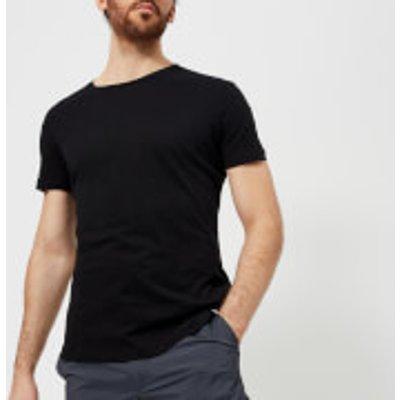 Orlebar Brown Men's Crewneck T-Shirt - Black - L