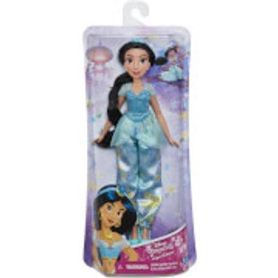 Disney Princess Jasmine Royal Shimmer Fashion Doll