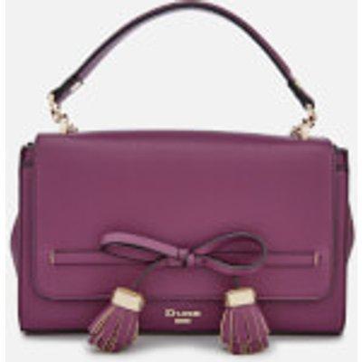 Dune Women s Essey Bow Bag   Berry - 5057661311957