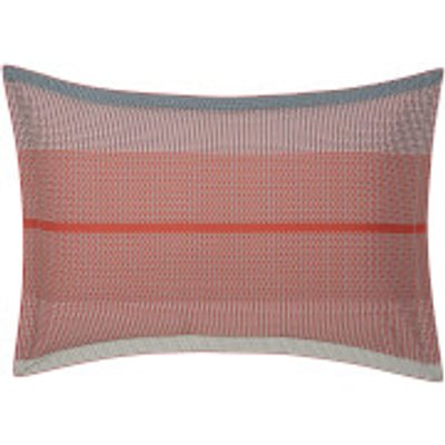 Hugo BOSS Aran Poppy Standard Pillowcase - 3596486441675