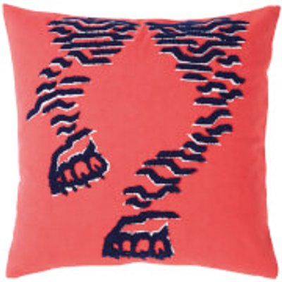 KENZO Tiger Cushion Cover   Red - 3158449147057