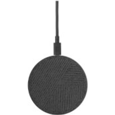 Native Union Drop Fabric Charging Pad - Slate, Grey