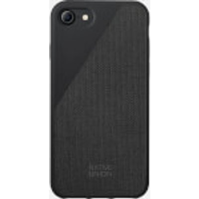 Native Union Clic Canvas - iPhone 7/8 Case - Black