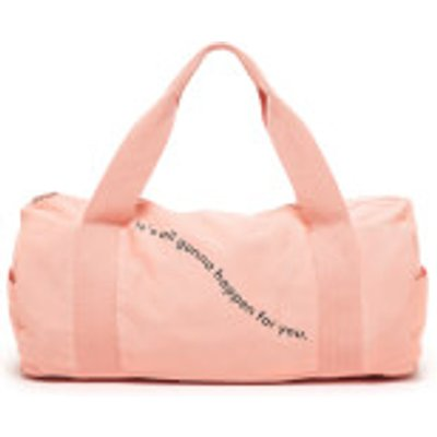 Ban do Work It Out Gym Bag   Compliments  Gonna Happen For You  - 825466960114