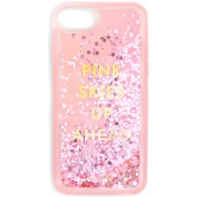 Ban.do Glitter Bomb Iphone 6/7 Universal Case - Pink Skies Up Ahead
